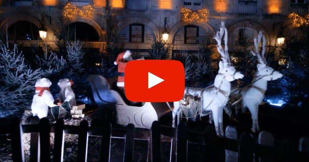 Parade Noël Givré